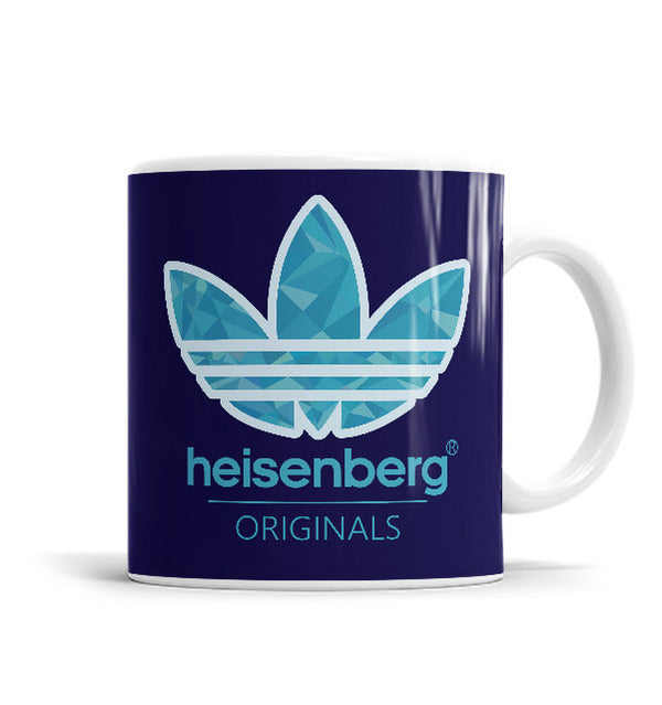 Heisenberg Originals 11 OZ Ceramic Mug, Mugs - ultykhopdi - Design By Vectorik, ultykhopdi.com