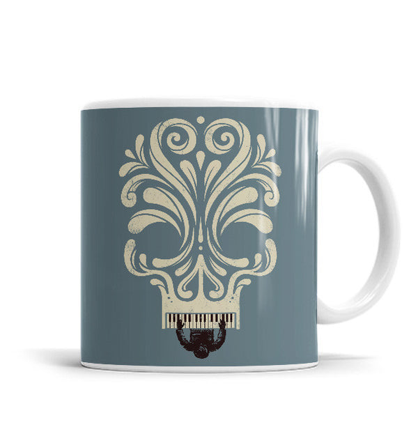 Killer Tune 11 OZ Ceramic Mug, Mugs - ultykhopdi - Design By Enkel Dika, ultykhopdi.com