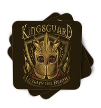 Knight's Guard Single Piece, Coasters - ultykhopdi - Design By Alienbiker23, ultykhopdi.com