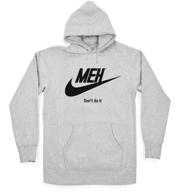 Meh Unisex / Grey / Small, Hoodies - ultykhopdi - Design By Daniac, ultykhopdi.com - 1