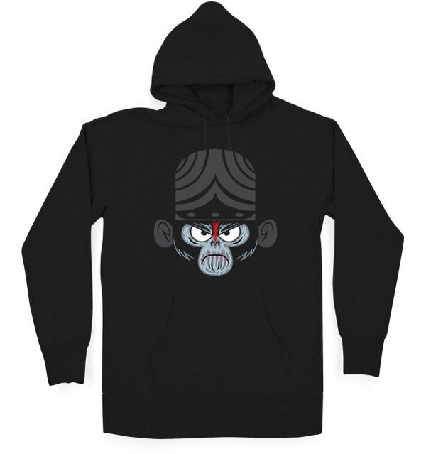 Supervillain Mojo Unisex / Black / Small, Hoodies - ultykhopdi - Design By Alienbiker23, ultykhopdi.com - 1