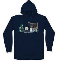 North Park Unisex / Navy / Small, Hoodies - ultykhopdi - Design By Donnie, ultykhopdi.com - 2
