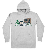 North Park Unisex / Grey / Small, Hoodies - ultykhopdi - Design By Donnie, ultykhopdi.com - 1