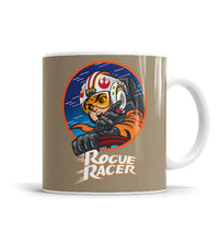 Rogue Racer 11 OZ Ceramic Mug, Mugs - ultykhopdi - Design By Alienbiker23, ultykhopdi.com