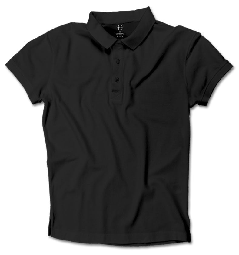Black Basic Polo Guys / Black / Small, polo - ultykhopdi, ultykhopdi.com