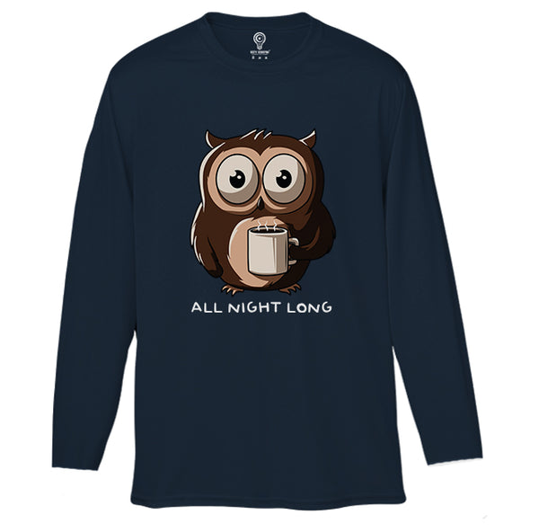 All Night Long Full Sleeve