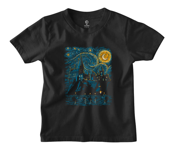 Starry School Kids T-shirt