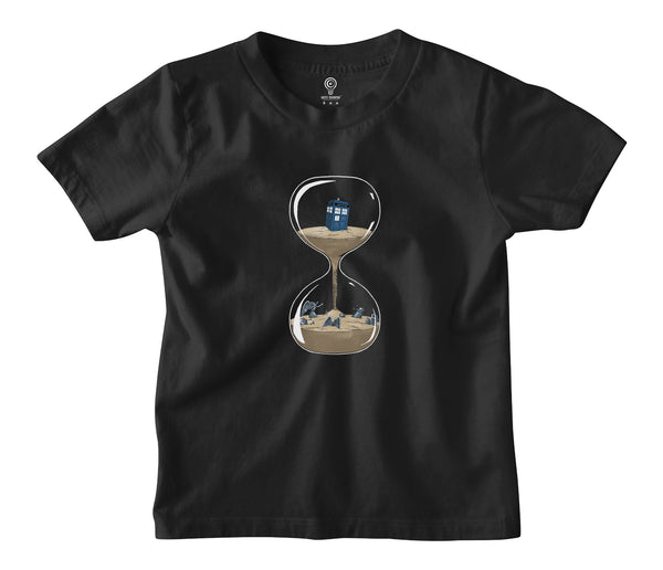 Out Of Time Kids Tshirt