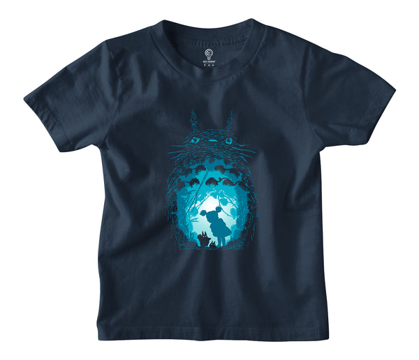 Forest Spirits Kids T-shirt