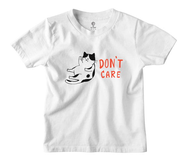 Don't Care Kids Tshirt