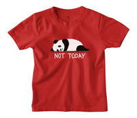 Lazy Panda Kids T-shirt