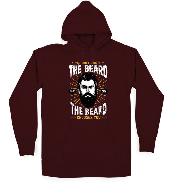 The Beard Choice Hoodie