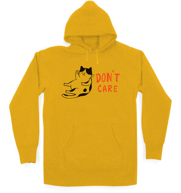 Don't Care Kids Hoodie