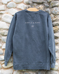 IF:Gathering Logo Comfort Colors Crew Neck Sweatshirt