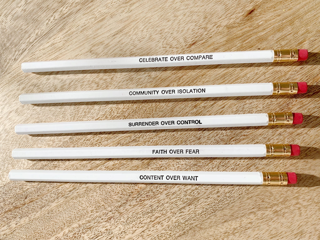 Proverbs Pencil Pack
