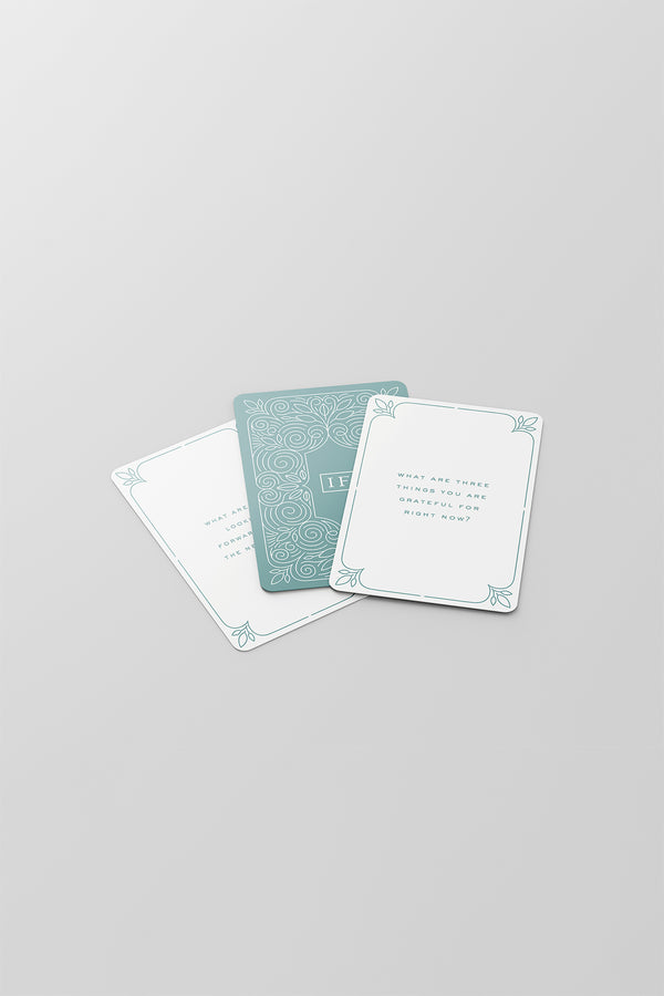 IF:Gathering Conversation Card Deck