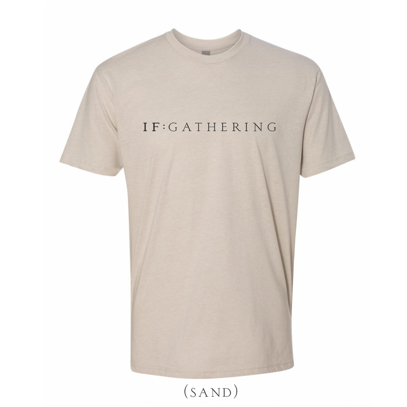 IF:Gathering Short-Sleeve Tee (3 colors)