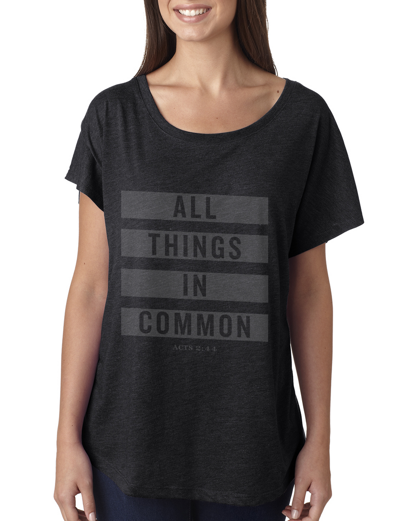 All Things in Common T-Shirt