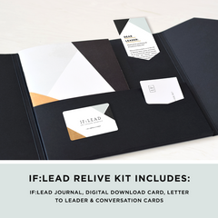IF:Lead 2017 Relive Kit