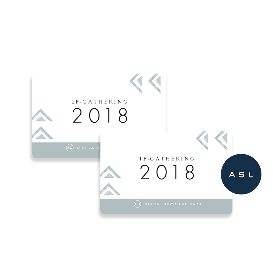 2018 Digital Download & ASL Digital Download (SD)