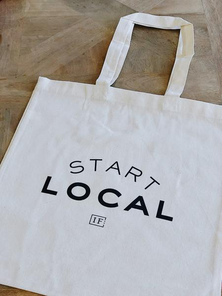 Start Local Tote Bags