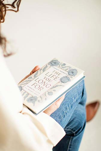 The Life You Long For: Learning to Live from a Heart of Rest | By Christy Nockels