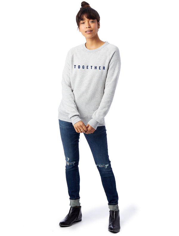 Light Gray Together Sweatshirt