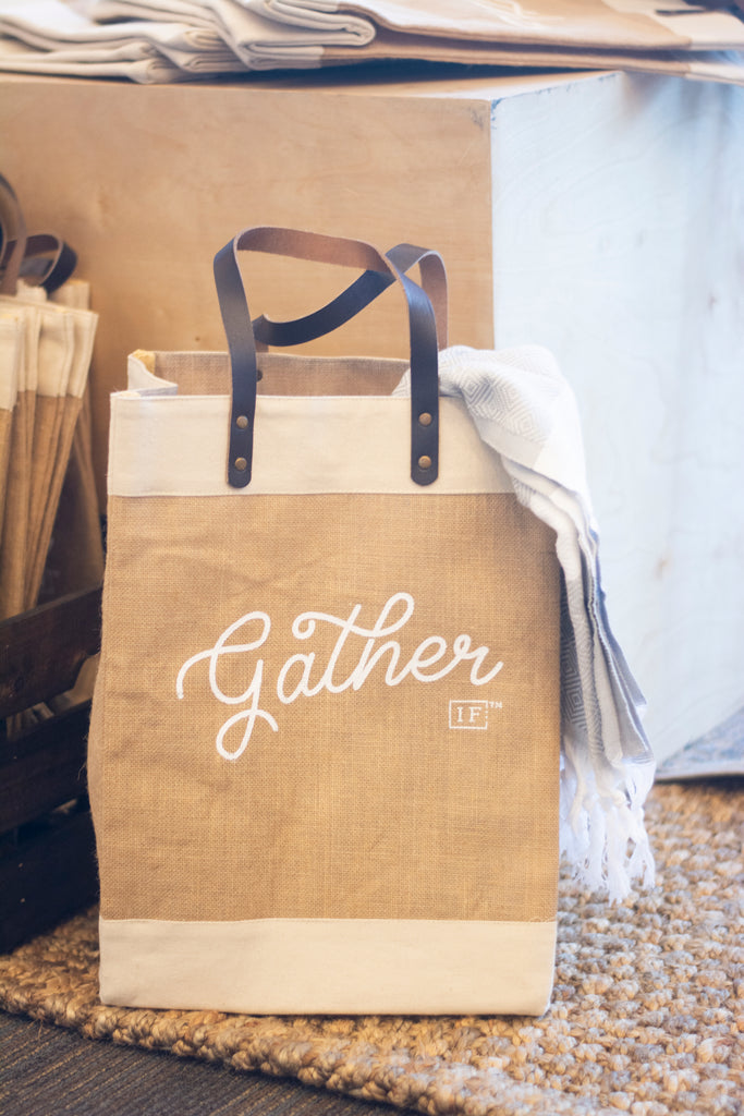 IF:Gathering Market Tote