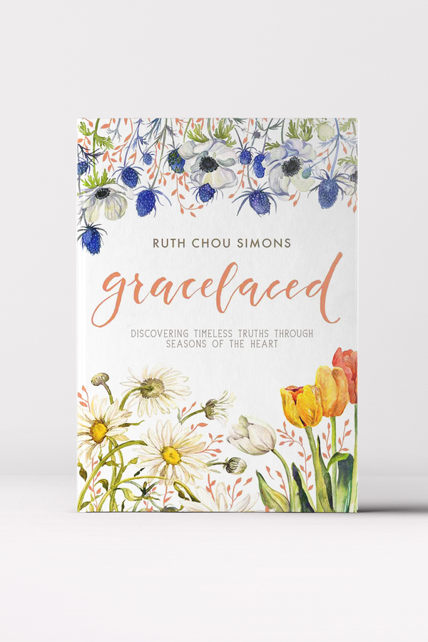GraceLaced: Discovering Timeless Truths Through Seasons of the Heart | By Ruth Chou Simons