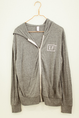 Grey Jersey IF Hoodie