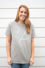 Life and Peace T-Shirt