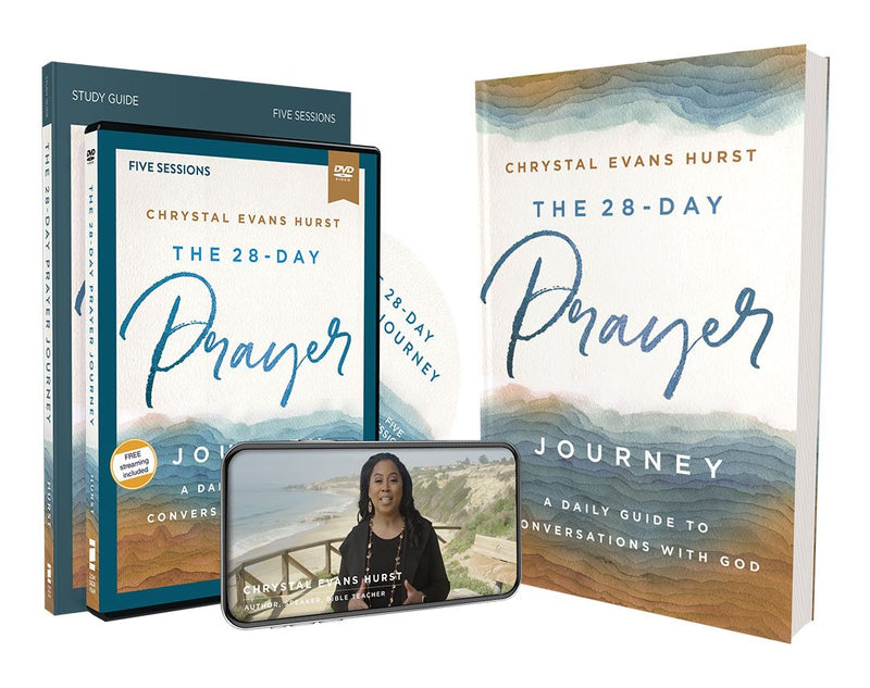 The 28-Day Prayer Journey