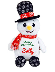 Holiday Snowman - Christine Taylor Designs
