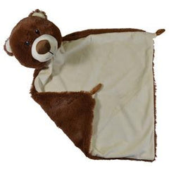 "20"" Brown Bear Lovey - Christine Taylor Designs"