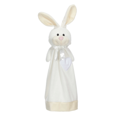 "20"" Personalized Cuddle Blanket - Bunny - Christine Taylor Designs"