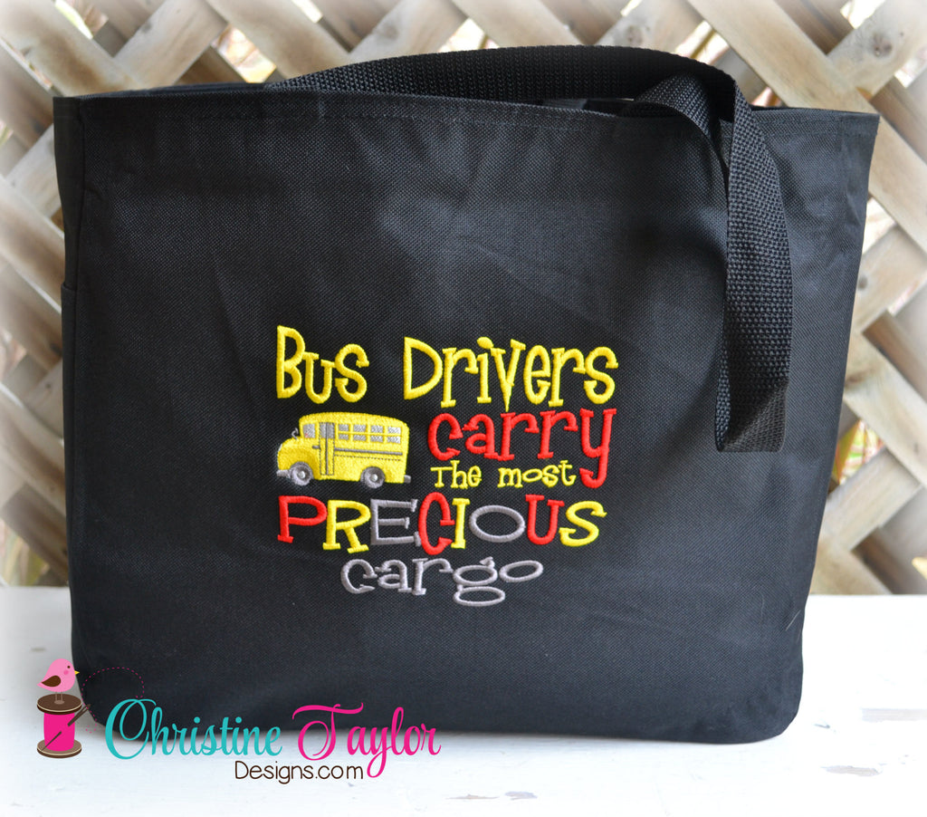 Bus Driver Tote Bag - Create your own