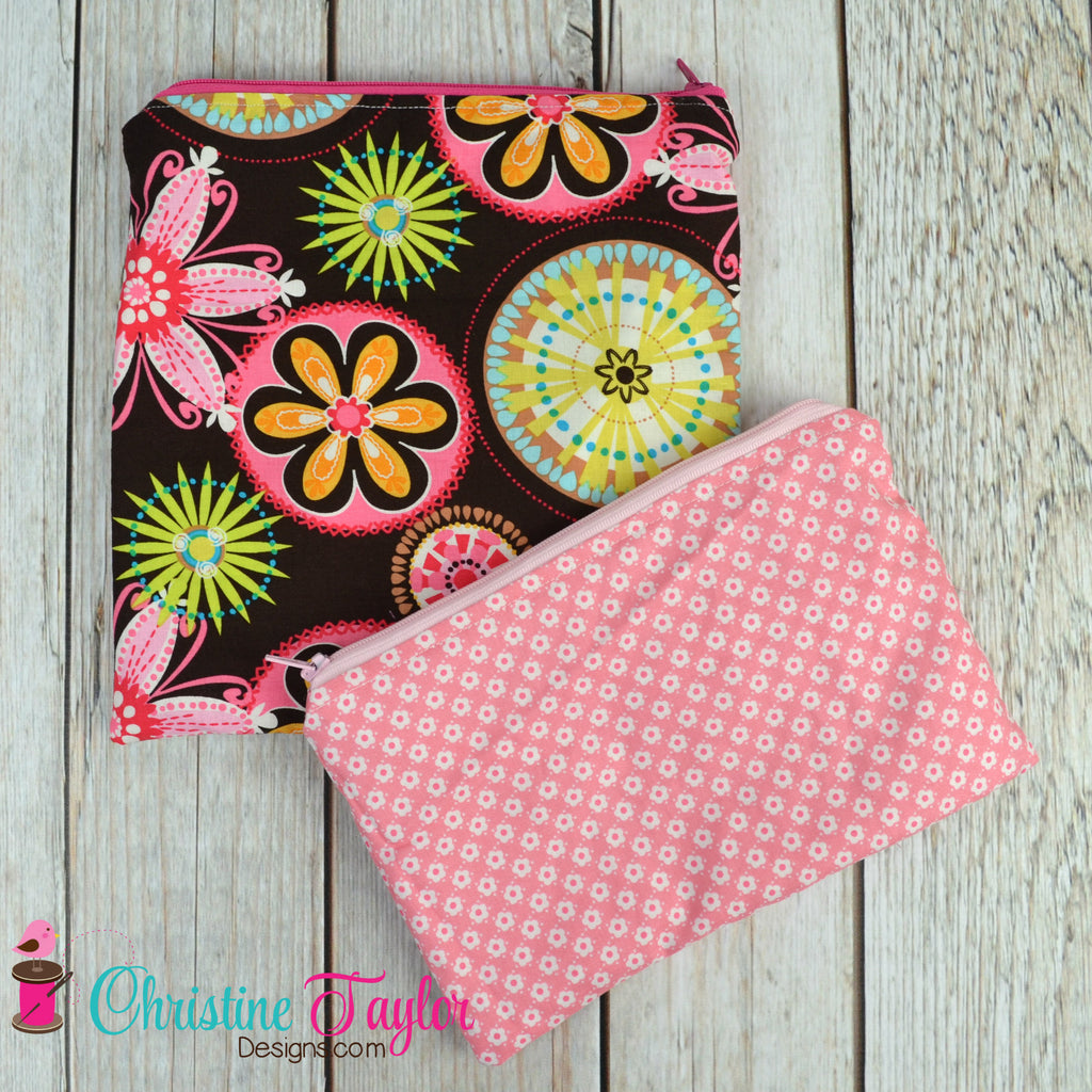 Ready Made SNACK SIZE SET - Floral
