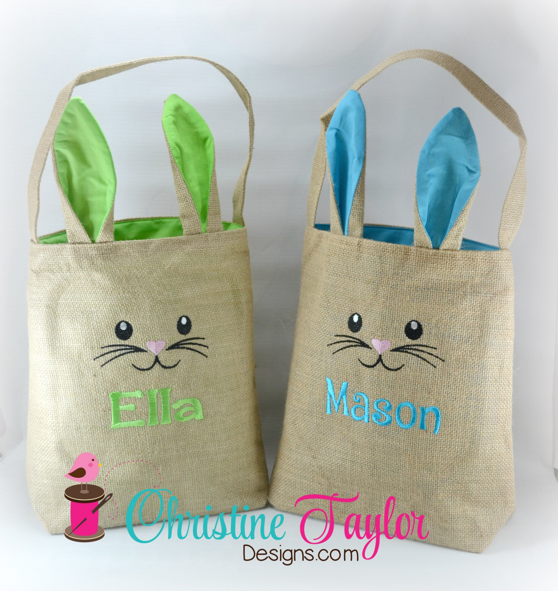 615f54118c5c Easter Bunny Bags