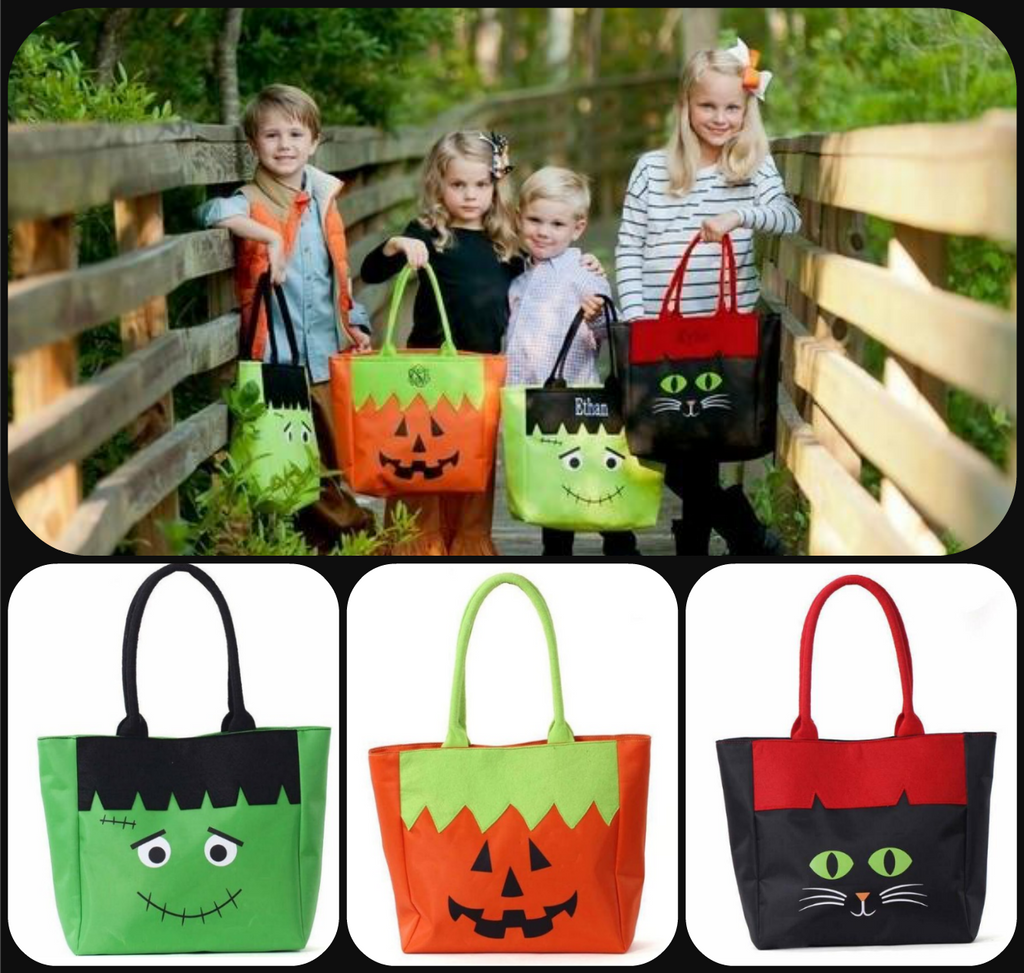 Halloween Character Totes - PREORDER