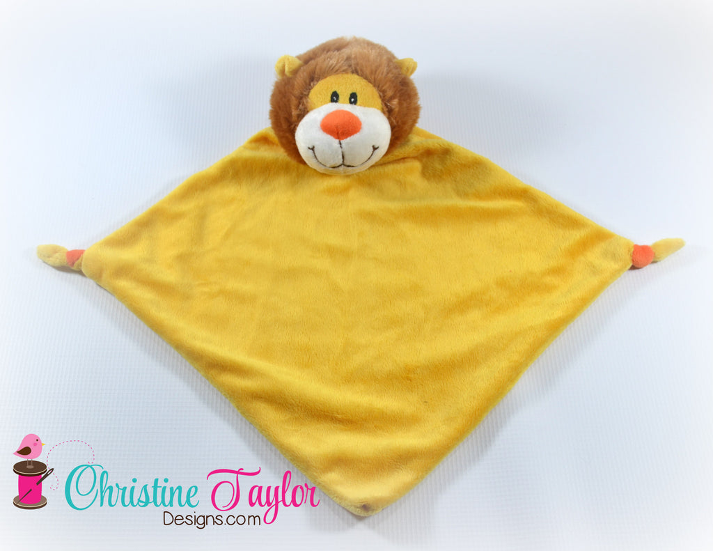 "Lion - 13"" Cuddle Blanket"
