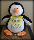 Fuzzy Penguin - Christine Taylor Designs