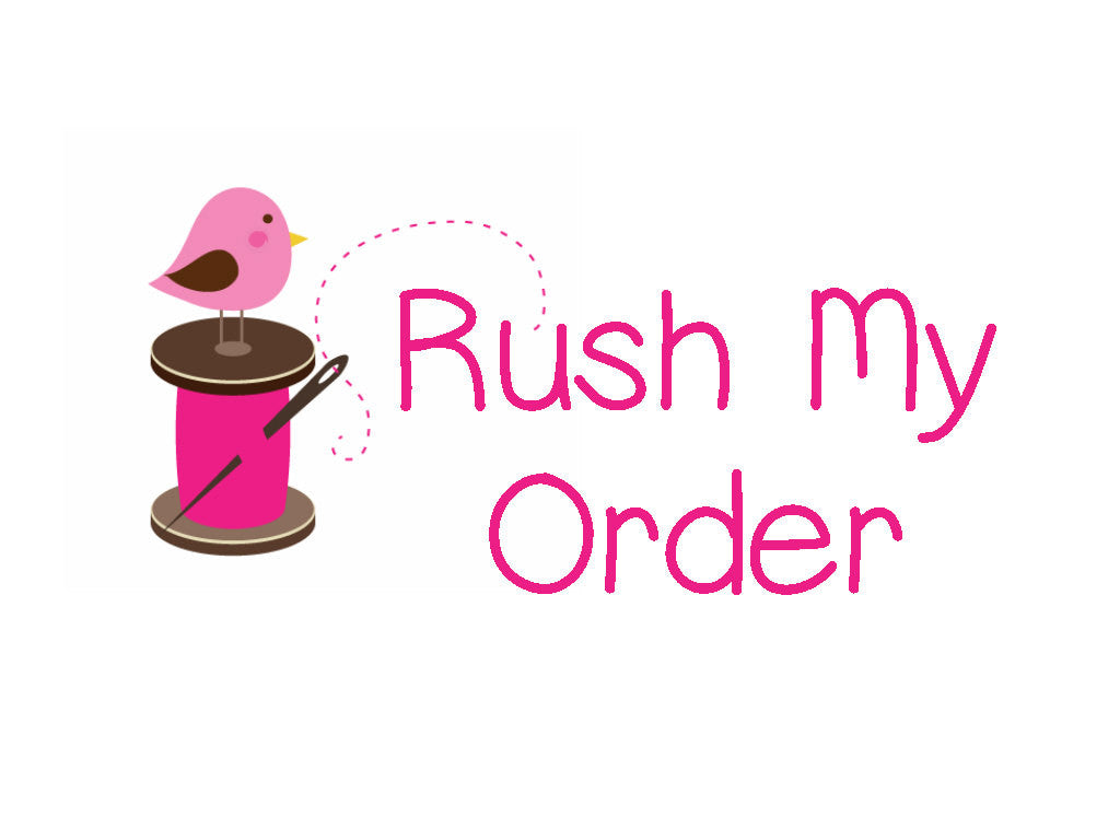 Rush My Order Service - 1 item in your order.