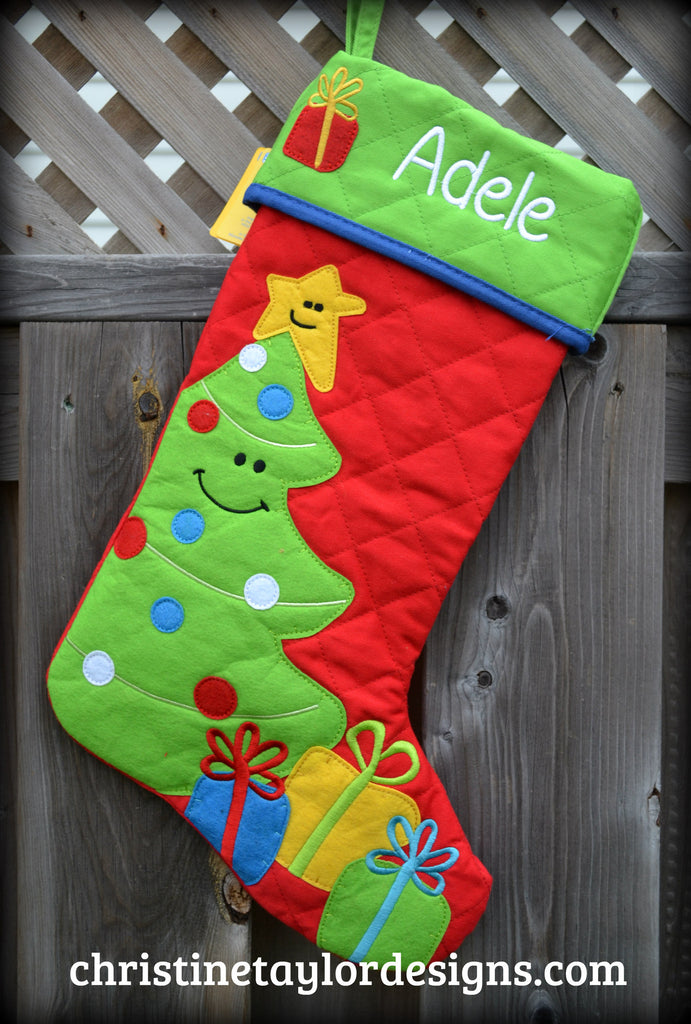 DISCONTINUED - Tree Stocking