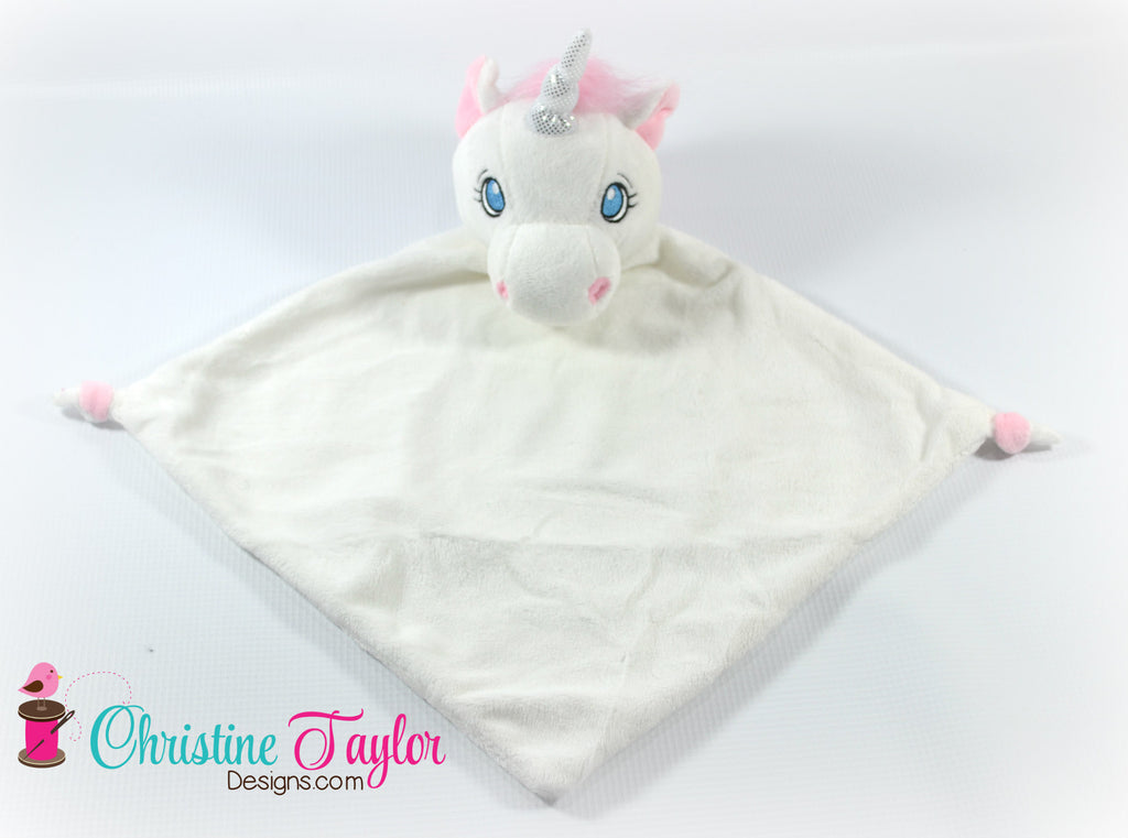 "Unicorn - 13"" Cuddle Blanket"