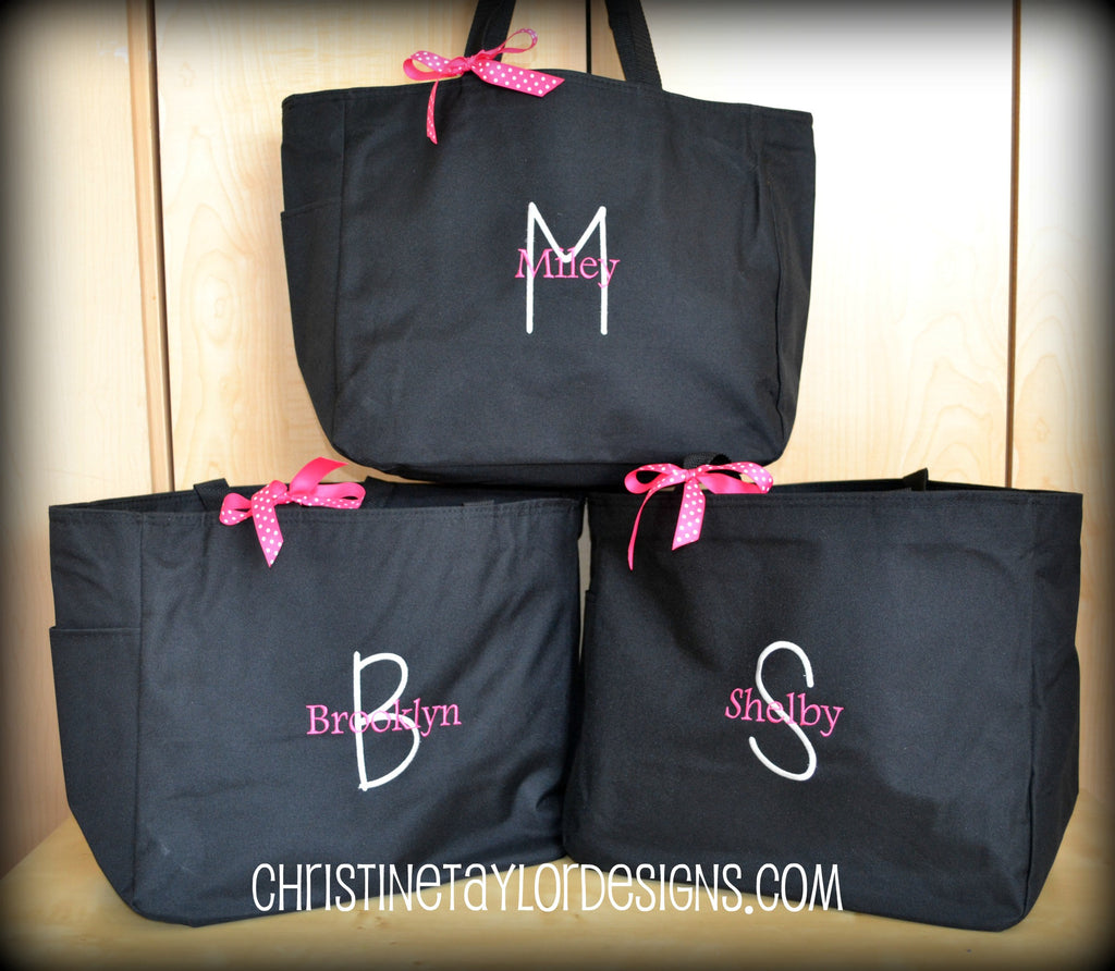 Personalized Tote Bags - Create your own.