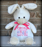 White Bunny - Christine Taylor Designs