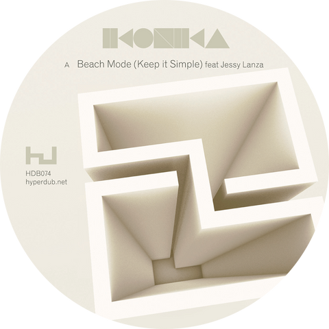 Ikonika, Beach Mode (Keep It Simple) ft. Jessy Lanza