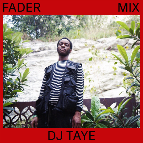 DJ Taye - Fader Mix April 2019