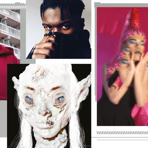 New Faces Of Hyperdub in DJ Magazine