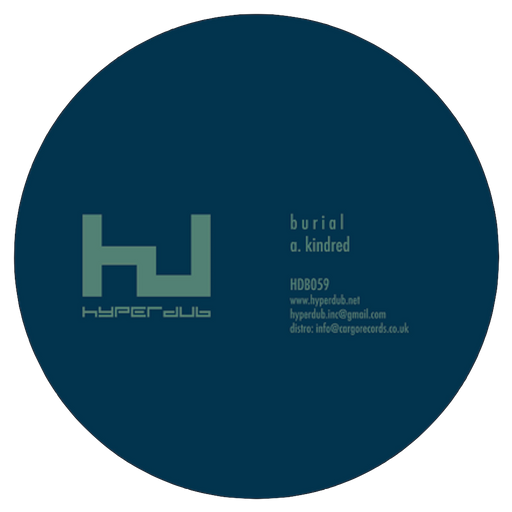 Burial, Kindred EP
